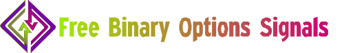 Free Binary Options Signals Logo